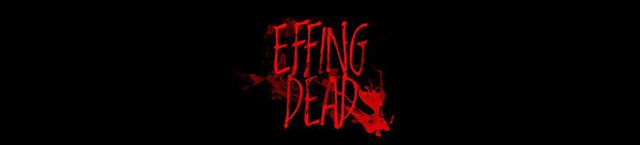 EFFING DEAD logo