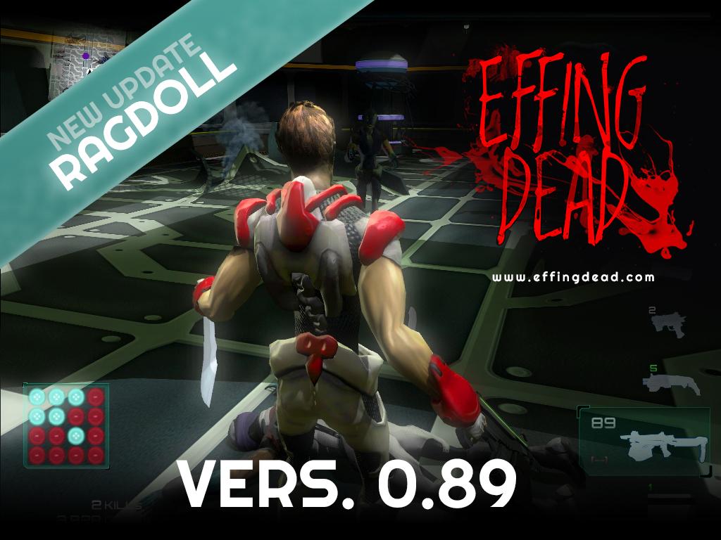 Effing Dead vers. 0.8.9 - ragdoll